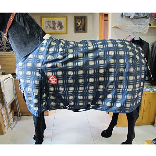 冬の馬毛布1200D防水透湿性300G厚手の綿、馬術用品、1...