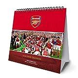 Arsenal(アーセナル) オフィシャル 2018 卓上 カレンダー