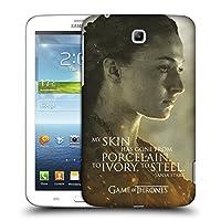 オフィシャルHBO Game of Thrones Sansa Stark キャラクター・ポートレート Samsung Galaxy Tab 3 7.0 専用ハードバックケース
