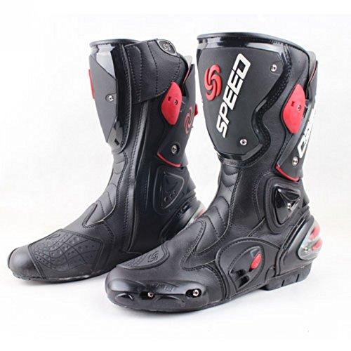 SPEED BIKERS レーシングブーツ バイク用ブーツ ...