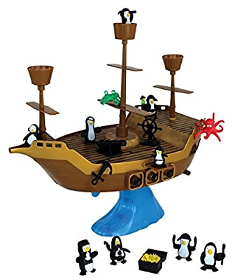 PlayMonster 6946 Don't Rock The Boat Kids Action Game