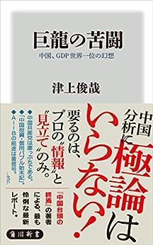 [津上 俊哉]の巨龍の苦闘 中国、GDP世界一位の幻想 (角川新書)