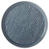 NARUMI(ナルミ) プレート 皿 アンナ・エミリア ミッドサマーメドーブルー 径19cm 電子レンジ温め 食洗機対応 日本製 41612-5949