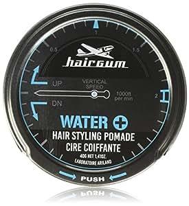 hairgum Water+ Pomade 40g ヘアガム ウォータープラス 水性 ポマード