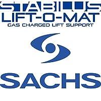 Qty (2) Stabilus SG225013 OEM Rear Liftgate Tailgate Hatch Lift Supports Struts [並行輸入品]
