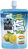 オリヒロ ぷるんと蒟蒻ゼリー 低カロリー 塩レモン 130g×8個