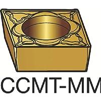 サンドビック コロターン107 旋削用ポジ・チップ 2025 CCMT09T308MM 2025 [10個分]