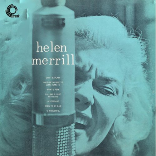 Helen Merrill With Clifford Br...