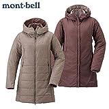 mont-bell レディース ダウン (モンベル)mont-bell サーマランドコート Women's