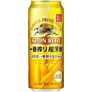 キリン一番搾り 超芳醇 500ml×24本の関連商品6