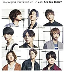 Hey! Say! JUMP「Precious Girl」のジャケット画像