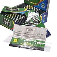 ロングラスティングナチュラル未精製タバコフィルターローリングペーパーのヒントタバコ
