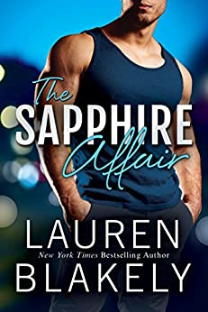 The Sapphire Affair (A Jewel Novel Book 1) by [Blakely, Lauren]