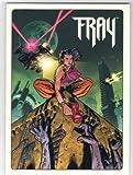 "Joss Whedon's ""Fray"" Blank Signature Dark Horse Promo Trading Card"