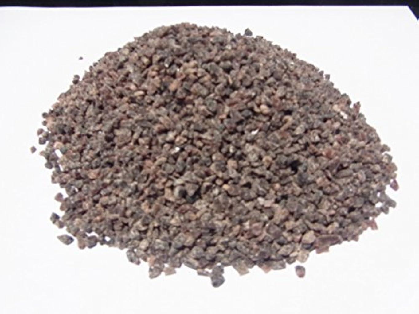 先にイサカ健全ヒマラヤ岩塩1kg【ブラックソルト】 紫岩塩 ザラメ 粗粒 バスソルト