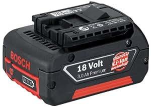 BOSCH(ボッシュ) 18V3.0Ahリチウムイオンバッテリー A1830LIB