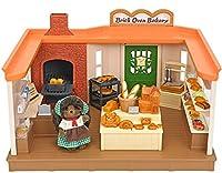 Sylvanian Families Brick Oven Bakery Set [並行輸入品]