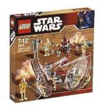 レゴ (LEGO) スターウォーズ ヘイルファイヤー・ドロイドとスパイダー・ドロイド 7670