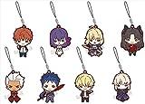 にとたん Fate/stay night [Heaven's Feel] ラバーマスコット BOX商品 1BOX=8個入り、全8種類
