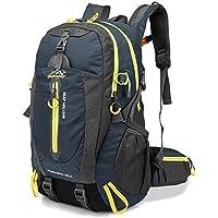 Lixada 40L Travel Backpack Water Resistant Camping Hiking Laptop Daypack Trekking Climbing Bags for Men Women