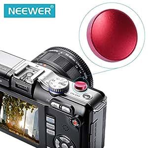 NEEWER メタル製 シャッターレリーズボタン Fujifilm X100、Leica M6 M8 M9 RTに対応 【並行輸入品】