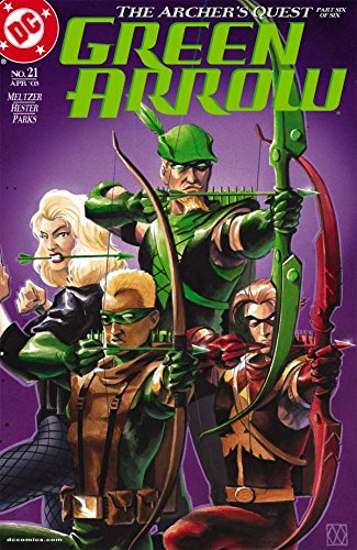 Download Green Arrow (2001-2007) #21 (English Edition) B00CHTVXF8