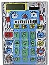 Super Thin Bigレトロロボット計算機( Basquiat )