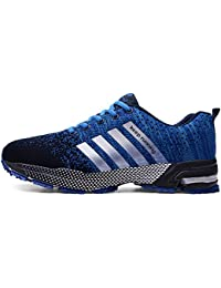 [SRUQ] スニーカー ランニングシューズ ウォーキングシューズ 運動靴 メンズ レディース クッション性 スポーツシューズ カジュアルシューズ トレーニングシューズ 軽量 通気 日常着用