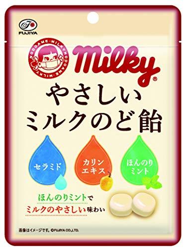 ミルキー やさしいミルクのど飴 6袋