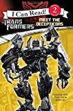 Transformers: Meet the Decepticons (I Can Read. Level 2)