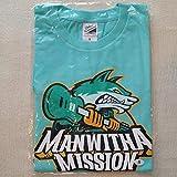 MAN WITH A MISSIONサマソニ 大阪 MバンT Tシャツ グッズ マンウィズアミッション マンウィズ