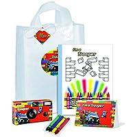 LEGOブロック–私はA Trooperギフトバッグ–-フルのGoodies ( pkg108)