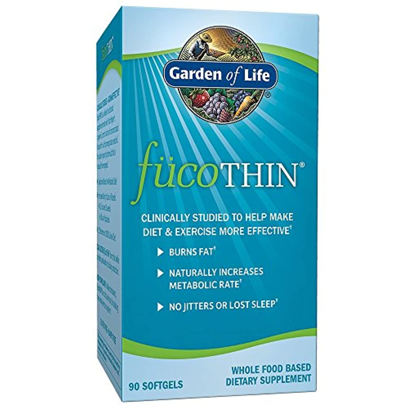 飼料素晴らしいシロクマフコシン(フコキサンチン配合メラメラダイエット) 海外直送品