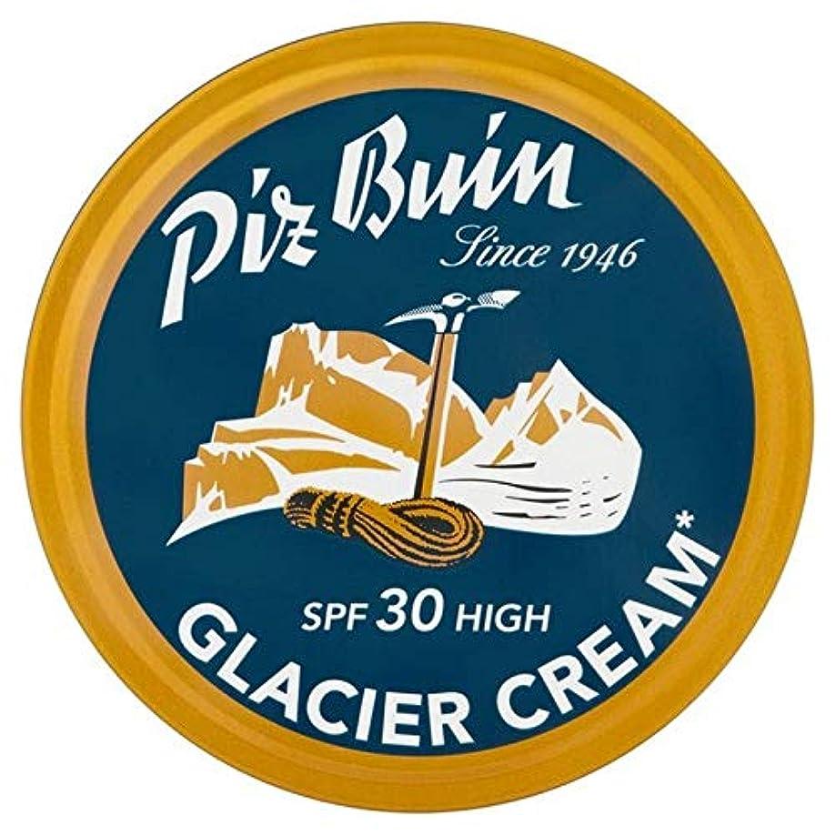マラウイ縮約漏れ[Piz Buin] ピッツブーイン氷河クリームSpf30 40ミリリットル - Piz Buin Glacier Cream SPF30 40ml [並行輸入品]