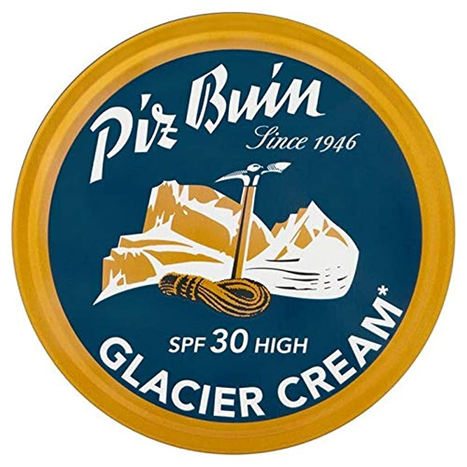 ジュニア基本的な努力[Piz Buin] ピッツブーイン氷河クリームSpf30 40ミリリットル - Piz Buin Glacier Cream SPF30 40ml [並行輸入品]