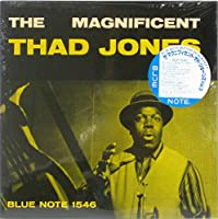 The Magnificent Thad Jones / Thad Jones - サド・ジョーンズ [12 inch Analog]