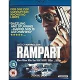 RAMPART BLU RAY. WOODY HARRELSON. RENTAL ONLY.