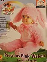 貴重なピンクWabbitベビー乳児コスチューム–新生児