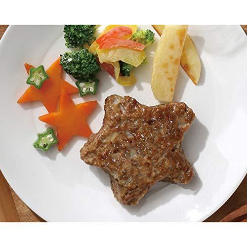 ヤヨイサンフーズ)プチ星のハンバーグ(鉄・Ca) 1kg
