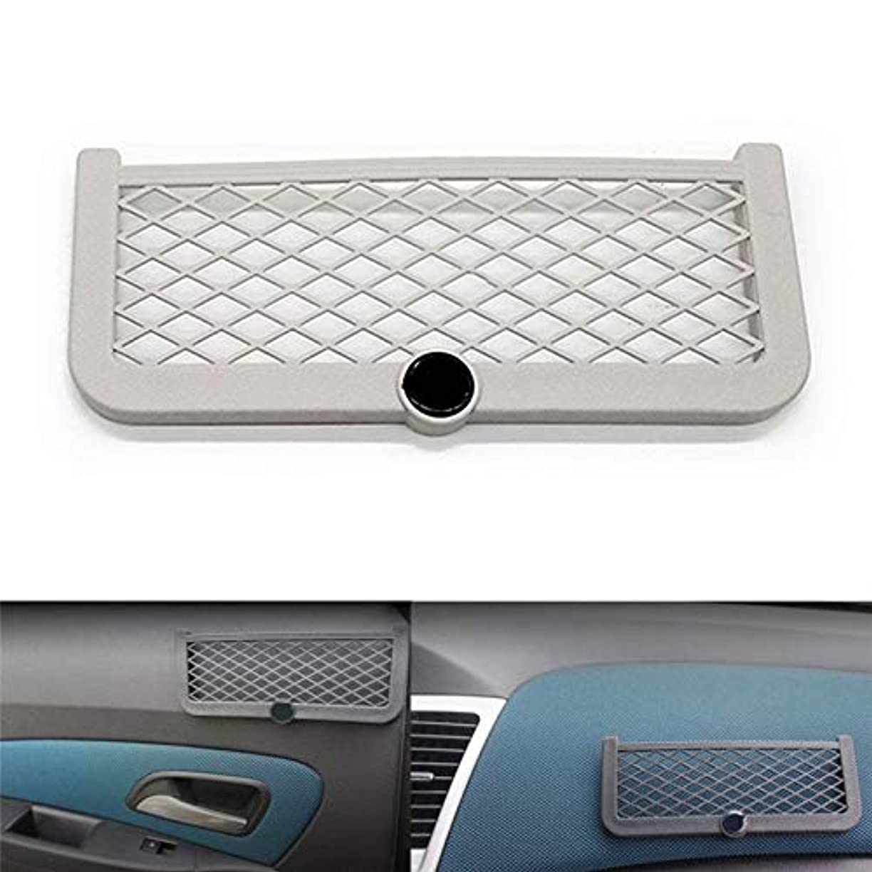 鳴り響く類似性餌Jicorzo - Car Storage Mesh Net String Phone Bag Holder Organizer Car Interior Accessories Fit for Toyota CHR C-HR...