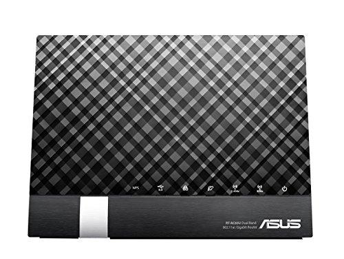 ASUS 1300+600Mbps(11ac/n/a/g/b)MU-MIMO対応コンパクトなデュアルバンドギガビット無線ルーター RT-AC65U (利用目安環境 最大15台/3階建・4LDK)