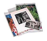 印刷ファイル8.5X 11ポリエチレンbag- 25個パック