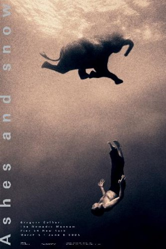 グレゴリー・コルベール アートポスター Gregory Colbert: Swimming with Elephant, New York