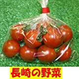 九州 長崎県産 農産物直売所 販売用 畑で完熟したミニトマト