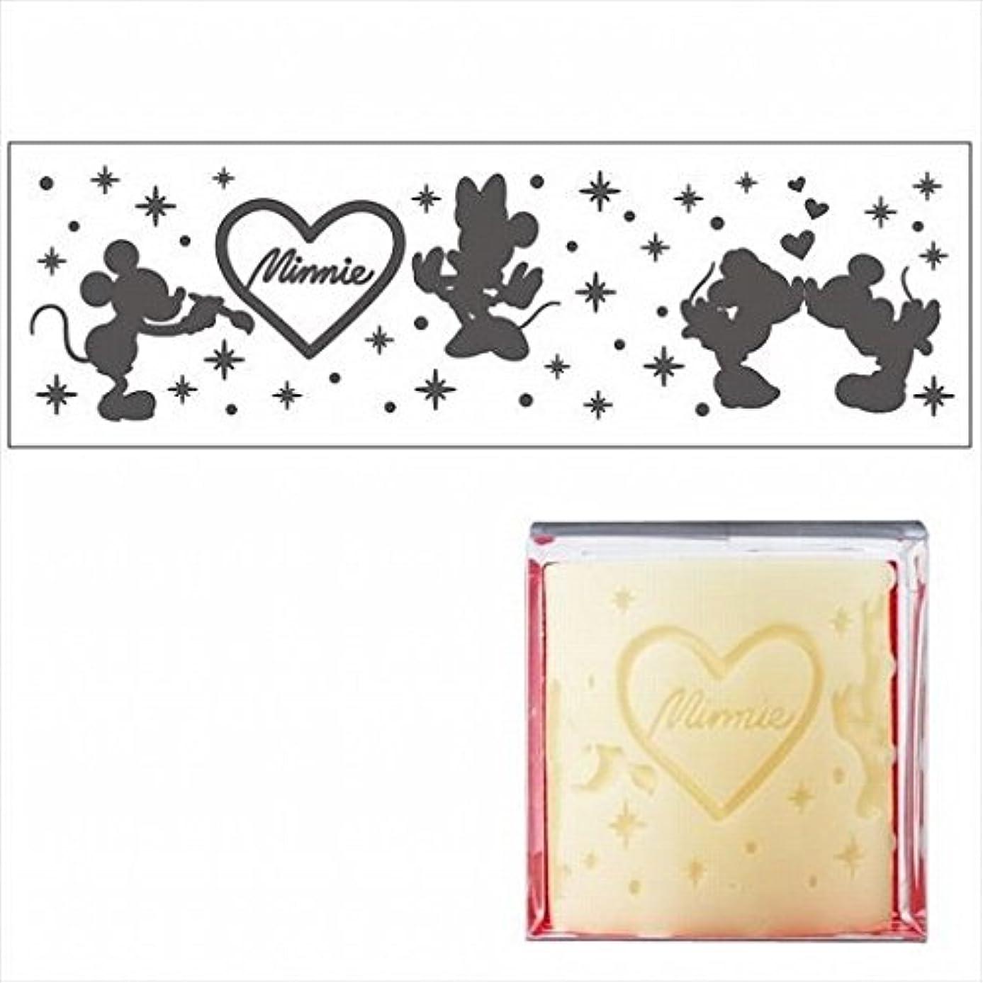 職人保守可能故国kameyama candle(カメヤマキャンドル) ディズニーLEDキャンドル 「 ミッキー&ミニー 」(A4320010)