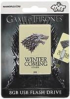 GreyStar TRIBE ゲーム・オフ・スローンズ STARK カード型 USB メモリー ドライブ Game of Thrones USB Iconic Card - STARK  FC032404