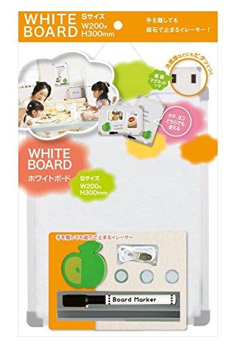 ホワイトボード Sサイズ 磁石が使える タテヨコ両用 VWB060