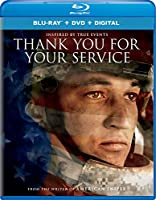 Thank You for Your Service/ [Blu-ray]