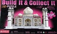 Build Itと収集It Taj Mahal 3dパズル