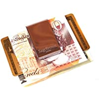 [SAGEBROWN] Metal Money Clip